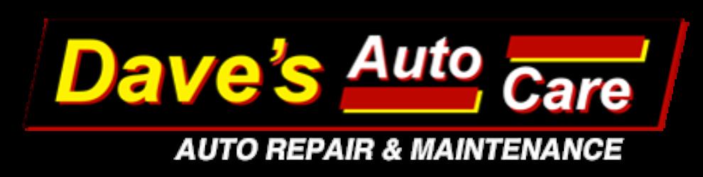 Dave's Auto Care – Willoughby, Ohio