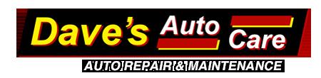 Dave's Auto Care - Willoughby Ohio